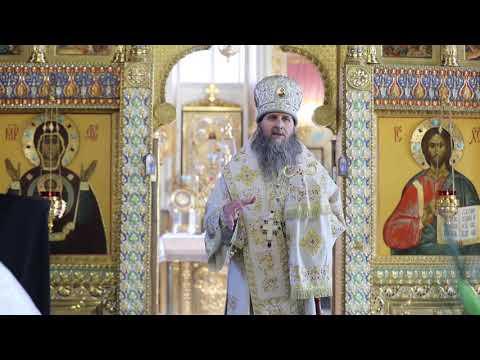 Проповедь митрополита Даниила в Великую суббота