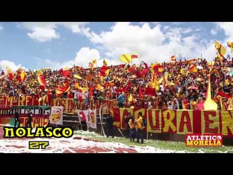 """""""La Locura 81 / Monarcas"""" Barra: Locura 81 • Club: Monarcas Morelia"""