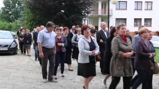 Zręcin - Uroczysta eksporta zwłok ks. prałata Jerzego Moskala