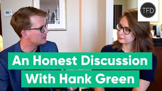 Chelsea And Hank Green On Their Professional Breakup, Making Money, And Building Good Companies