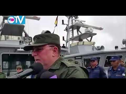 Ejército de Nicaragua cuenta por primera vez en la historia con dos corbetas de alta tecnología
