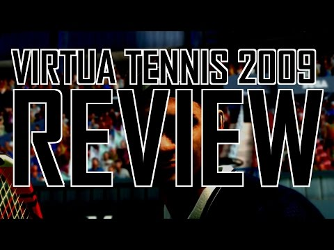 virtua tennis 2009 wii motion plus