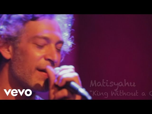 Matisyahu-king-without-a