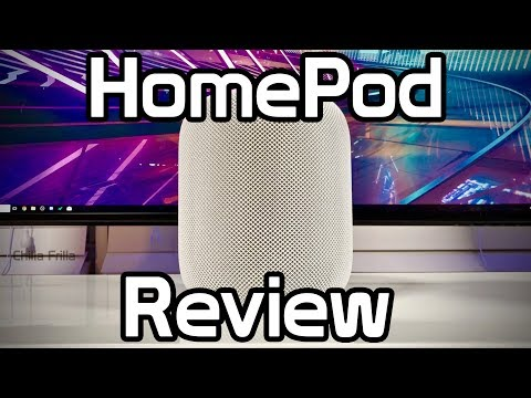 Apple HomePod Audiophile Review and Unboxing