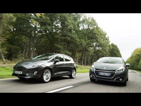 Peugeot  208 Хетчбек класса B - тест-драйв 4