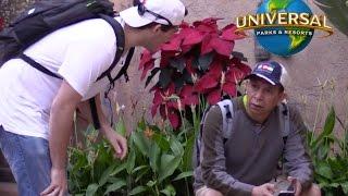 How To Get Drugs In UNIVERSAL STUDIOS Prank!