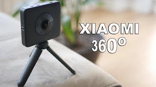 Xiaomi Mijia 360, la cámara 3.5K que graba todo lo que nos rodea
