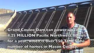 Grand Coulee Dam - How It Works