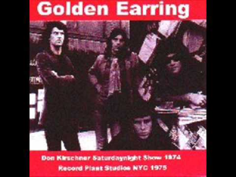 golden earring Candy's going bad live NY 1975