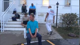 Mike's Ice Bucket Challenge