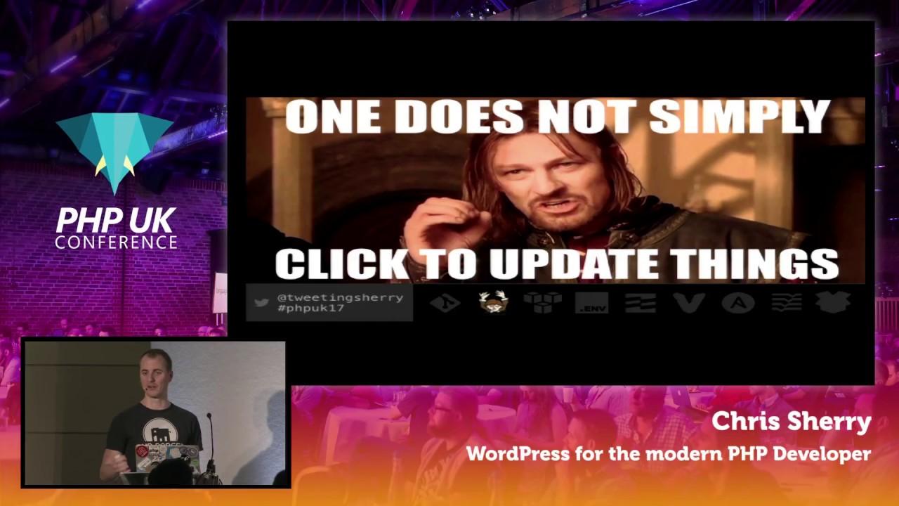 WordPress for the Modern PHP Developer