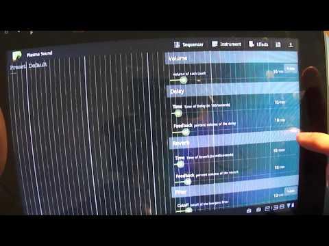 Video of Plasma Sound