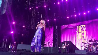 Joss Stone - JazzOpen Stuttgart 2018 (For God's Sake) Give More Power to the People