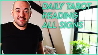 (All Signs)Daily Reading October 3rd Daily Tarot Reading General