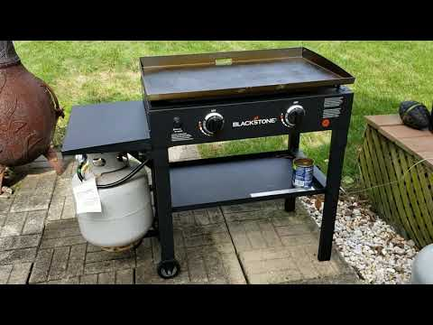 COMPARING -Blackstone Griddle vs Traditional Gas Grill – A Practical Review