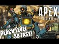 Apex Legends | How To Level Up FAST & Unlock Character | Easy XP