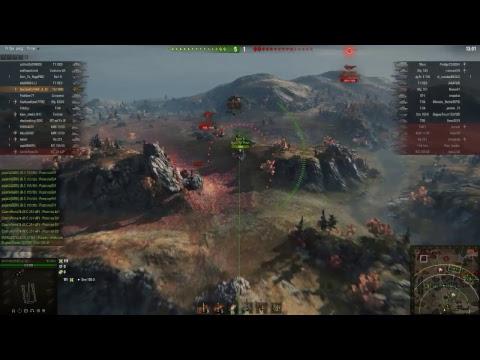 Dopolední jízda / Wolrd of Tanks