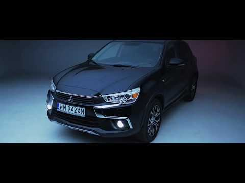 Mitsubishi  Asx Паркетник класса J - рекламное видео 3