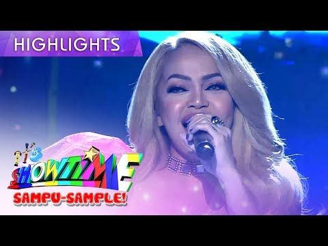 Ethel belts out I'll Never Say Goodbye   It's Showtime