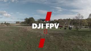 DJI FPV - CRASH DAY (Séquence 2)