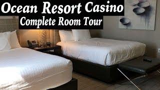 Ocean Resort Casino Atlantic City-Complete Room Tour with TIPS - How to Get the Best Hotel Room