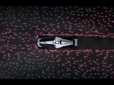 Как работает аэродинамика в Формуле 1. Что такое «грязный воздух» видео