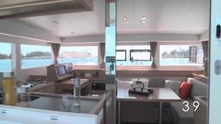 Used Sail Catamarans for Sale 2014 Lagoon 39