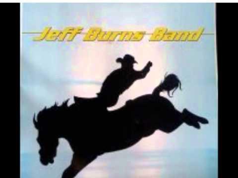 Jeff Burns Band promo 2012