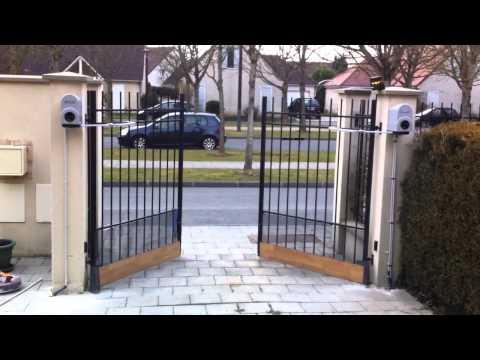 download youtube mp3 motorisation de portail vers lextrieur - Motorisation Portail Ouverture Exterieure