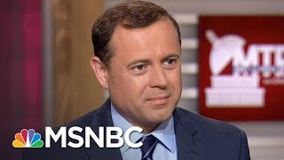 Virginia Governor Candidate Tom Perriello: We've Built 'Grassroots Army' | MTP Daily | MSNBC