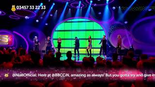 S Club 7 Reunion Children In Need 2014 Video