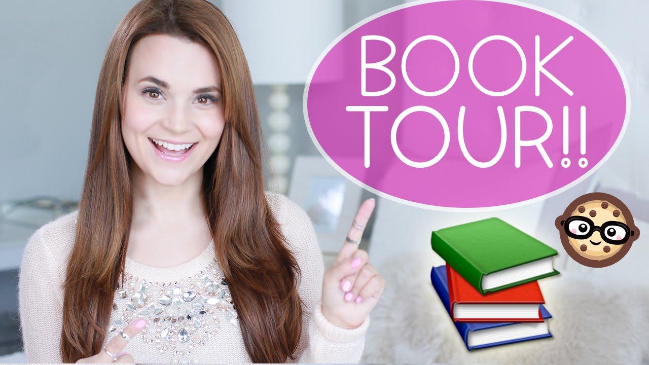 BOOK TOUR ANNOUNCEMENT! thumbnail