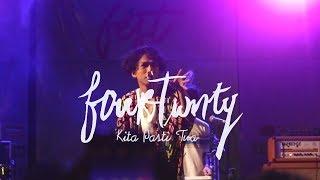 Fourtwnty - Kita Pasti Tua  [ Flotus Fest 2017] Malang Kota