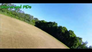 FPV 398 - Test and Fun with the CineWhoop #noDucts same PID