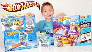 JEU - Piste Requin Hot Wheels & Zombie - Sharkport Showdown & Zombie