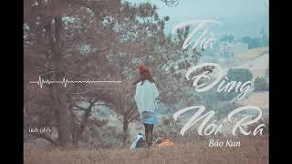 Thà Đừng Nói Ra   Bảo Kun   MV Lyrics Video HD