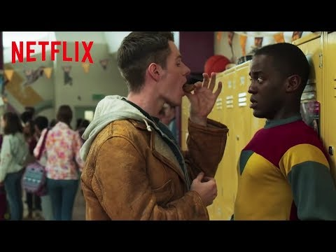Hilarious Bloopers from Sex Education Season One | Netflix