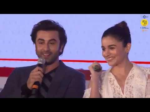 Ranbir Kapoor, Alia Bhatt & Karan Johar at Jio MAMI Movie Mela