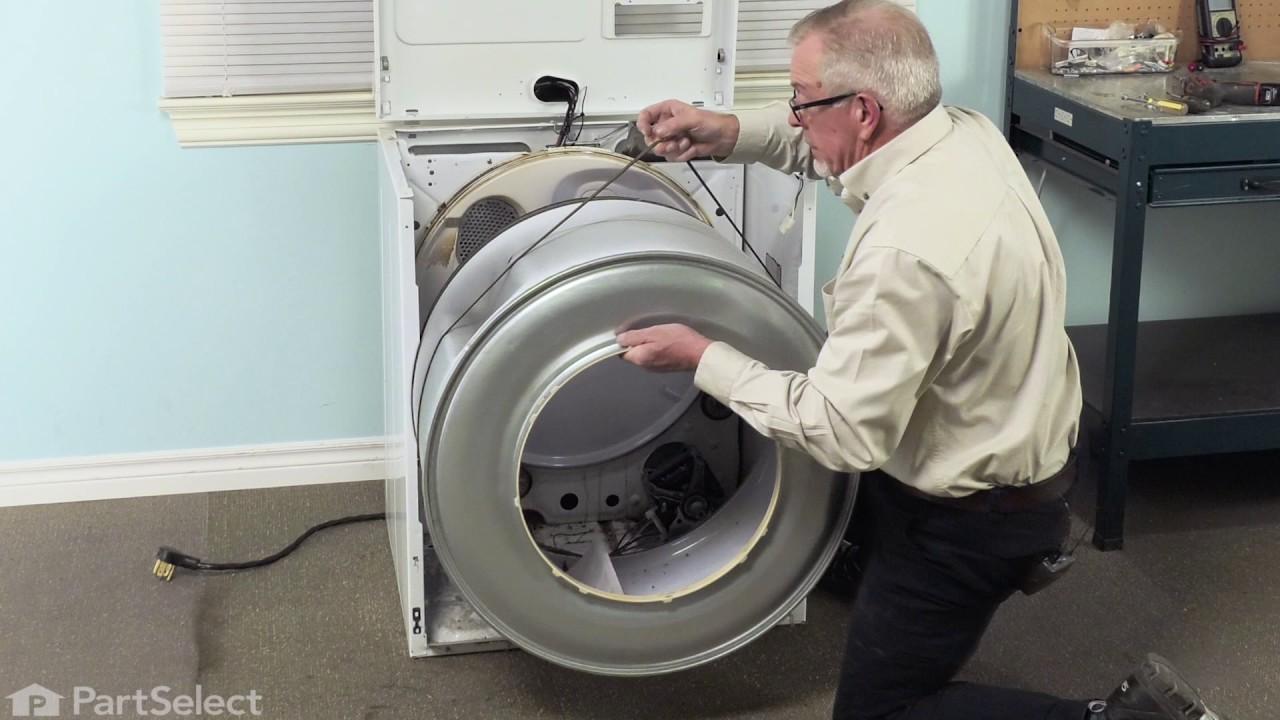 Replacing your Kenmore Dryer Dryer Blower wheel