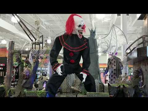Spirit Halloween Store Visit 2019