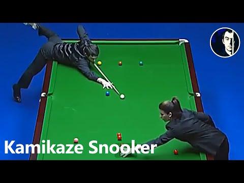 Kamikaze Snooker | Ronnie O'Sullivan vs Marco Fu | 2008 China Open - Last 32