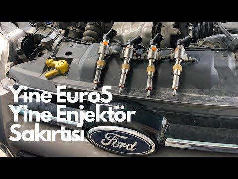 Enjektör Şakırtısı Nedendir? (Yine bir Euro5 motor !) | Ford Focus