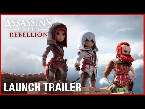 Latest Assassin's Creed Rebellion Series For Android
