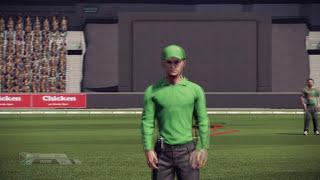 Shocking DRS Decision!! Don Bradman Cricket 14 on PS4 Online Gameplay