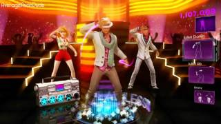 Dance Central 3   Disco Inferno   Hard 100%   5  Gold Stars