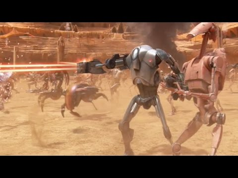 10 Of The Coolest Laser Gun Battles In Movie History