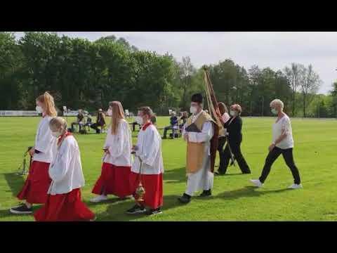 Fronleichnam 2021 open air