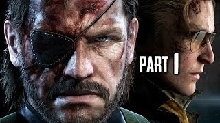 Metal Gear Solid 5 Ground Zeroes Gameplay Walkthrough Part 1 - Skull Face (MGS5)