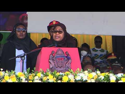 #BurianiJPM: Hotuba ya Rais SAMIA SULUHU HASSAN - Dodoma