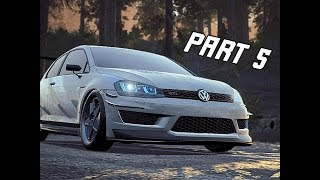 NEED FOR SPEED PAYBACK Gameplay Walkthrough Part 5 - Graveyard Shift Racing League (NFS 2017)